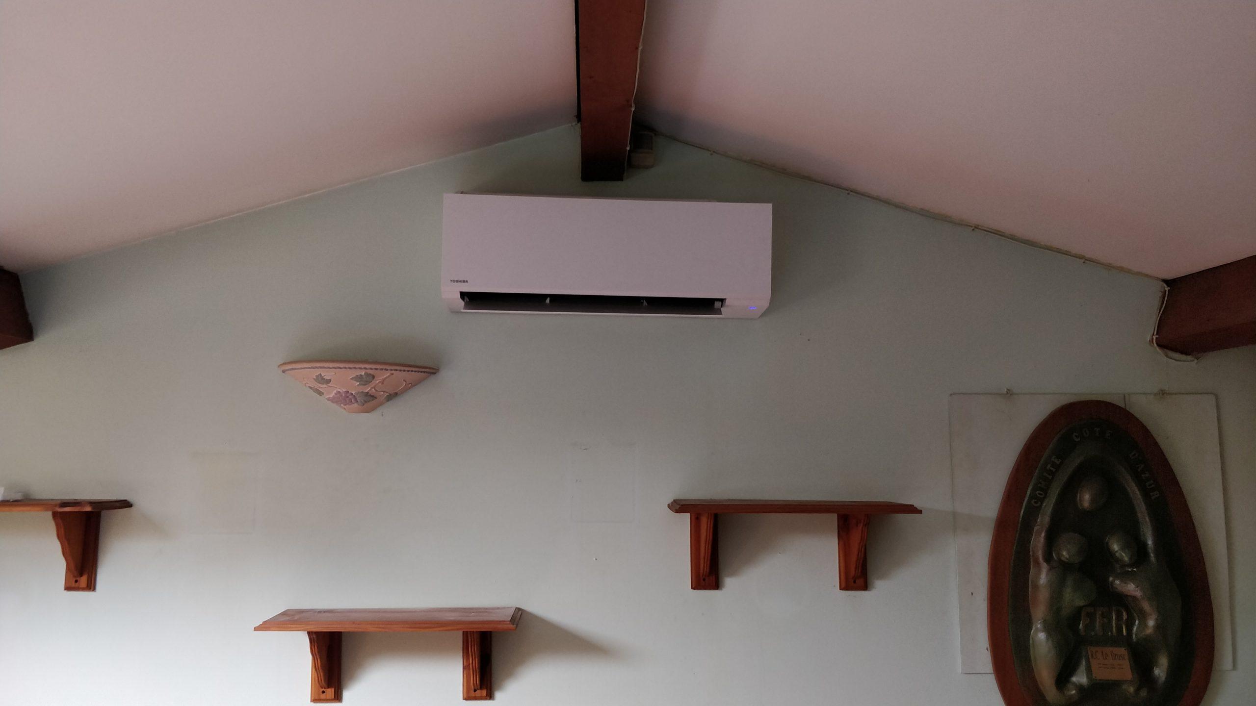 TOSHIBA climatisation